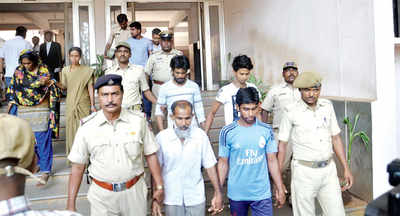 7 from Belagavi with fake passports, documents nabbed
