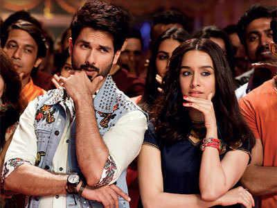 Shahid Kapoor and Shraddha Kapoor wrap up Batti Gul Meter Chalu with the song 'Hard Hard'