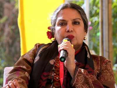 'This is where I was born and where I will die': Actor Shabana Azmi rejects news of leaving India if Modi becomes PM