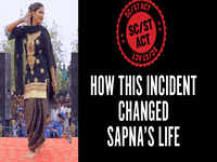SC/ST Act: How this incident changed Sapna Chaudhary's life