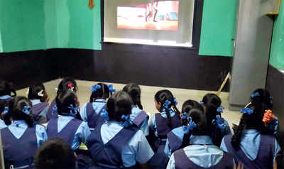 BBMP goes artsy, decides to screen films in its schools