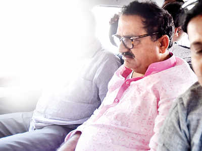 NCP leader sent to judicial custody in bank scam case
