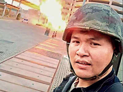 Thai soldier kills 17 in shooting rampage