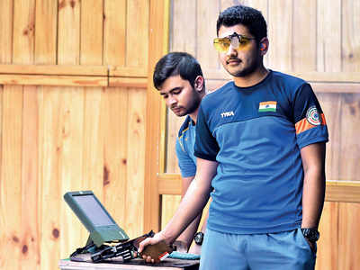 Anish Bhanwala: Focus is to do well in World Cup to secure Olympic quota