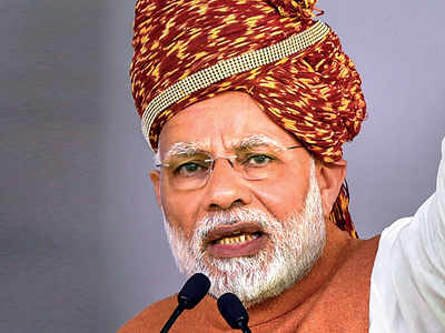 Where have you got knowledge of Hinduism? Modi asks Cong chief
