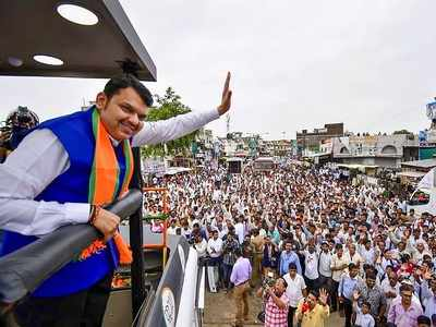 Maha Janadesh Yatra: CM Fadnavis to resume campaign from August 21; to skip flood-hit districts