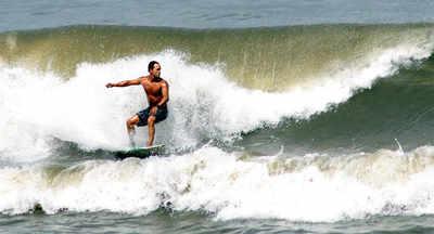 Indian Open of Surfing @ Mangaluru