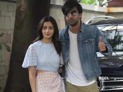 Photo: Alia Bhatt has an adorable birthday wish for Ranbir Kapoor