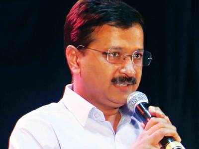 Centre lashes out at Kejriwal over a tweet