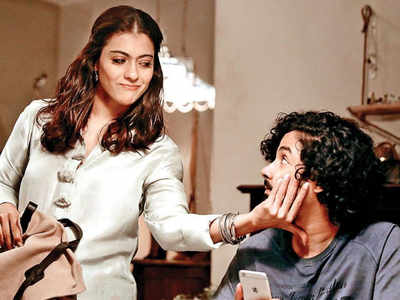 Helicopter Eela movie review: Kajol's film barely skims the surface of issues between mothers and sons
