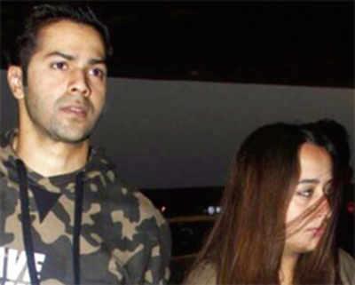 Varun Dhawan takes off to Bangkok with girlfriend Natasha Dalal for a four-day vacation