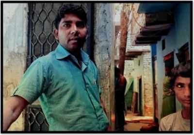 A simple initiative helps transform Delhi slum