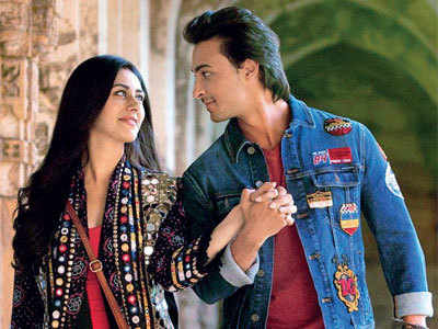 Loveratri songs top the charts despite debutant actors