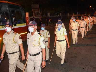 Police officer from Thane tests coronavirus positive