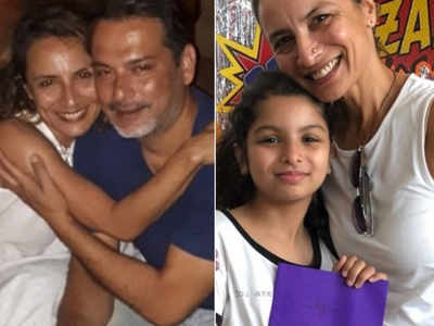 Dino Morea's brother Nicolo Morea goes out on a date with Adhuna Babhani and her daughter Akira