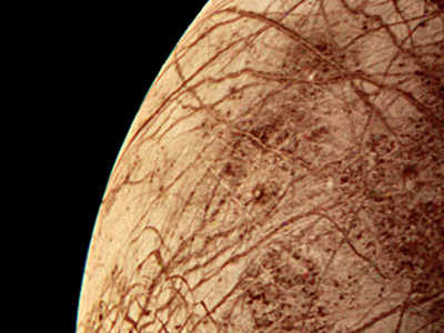 NASA spots water vapour on Jupiter's moon Europa