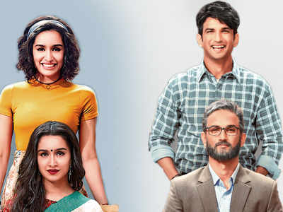Sushant Singh Rajput and Shraddha Kapoor are aging gracefully for Nitesh Tiwari's Chhichhore