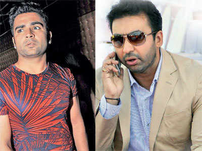 Raj Kundra, gutka baron's actor son in Rs 40-lakh spat