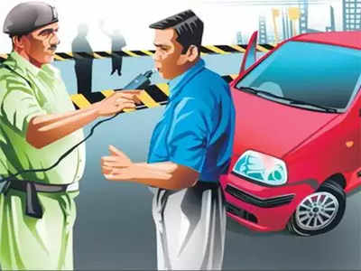 Checks on drunk driving will continue: City police commissioner, Bhaskar Rao