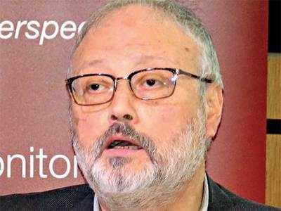 Saudi prince a 'Pac-Man', Khashoggi told exiled activist