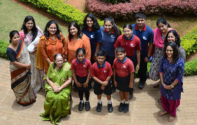 School pledges to fight against poverty and economic crisis: Fair and lovely