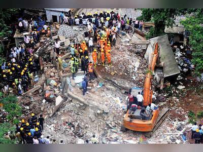 Two years on, hope fades for residents of collapsed Ghatkopar building