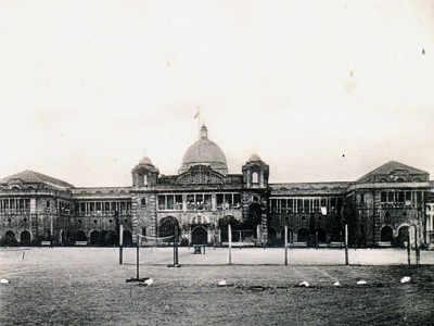 Inside the Deccan War Hospital
