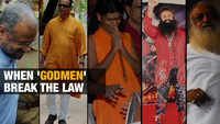 Top 5 controversial spiritual leaders in India