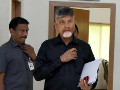Modi ditched guru, wife; can't talk of morals: Chandrababu Naidu