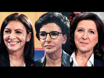 The three women vying to take charge of Paris