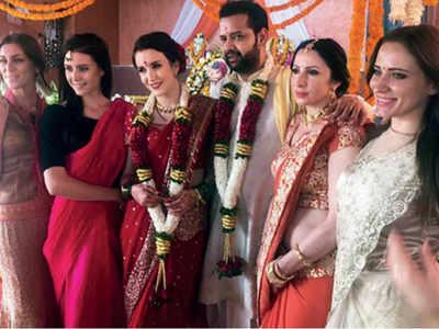Rahul Mahajan gets married to model Natalya Ilina from Kazakhstan
