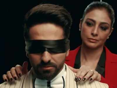 AndhaDhun movie review: Ayushmann Khurrana and Radhika Apte shine in this Sriram Raghavan directorial, but Tabu is the true star