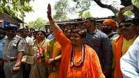 MP Pragya Thakur nominated for Parliamentary Defence committee