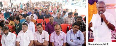 Rajarajeshwari Nagar pours its woes out