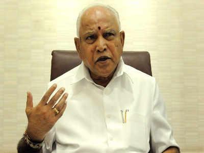 Seniors head to Delhi, BS Yediyurappa calls Cabinet meet