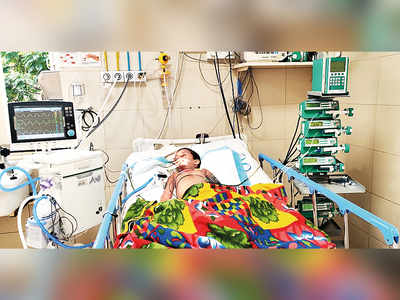 18 of 100 children with COVID at Wadia develop life-threatening disorder