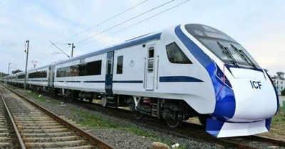 Train 18's Delhi-Varanasi AC chair car ticket to cost Rs 1,850