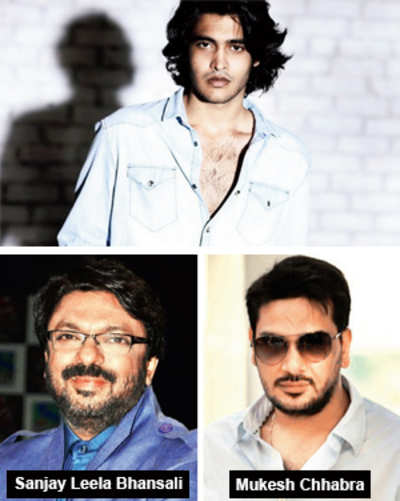Vinod Khanna's son Sakshi to debut with a musical