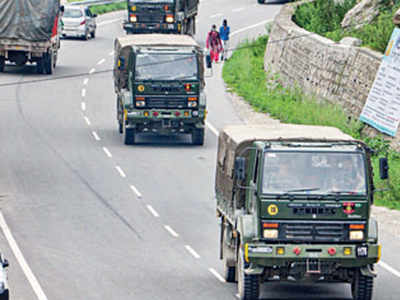 Report on Chinese incursion in Ladakh taken off govt website