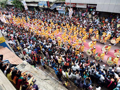 No alcohol on 5th, 7th day of Ganesh festival