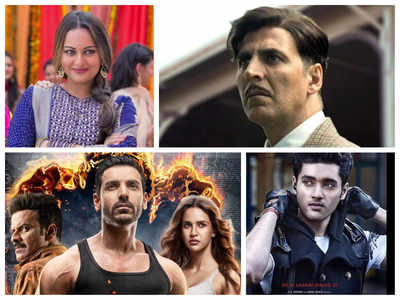Box office collections: Gold and Satyameva Jayate take lead over Happy Phirr Bhag Jayegi and Genius