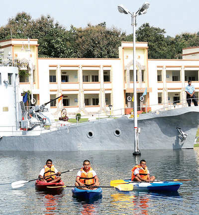 Army, air force cadets to get naval training as well