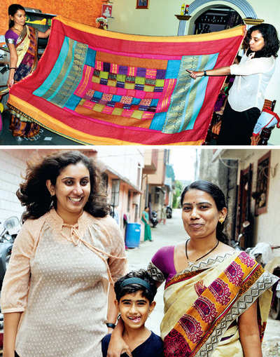 Reviving the dying art of Godhadis, stitch by stitch