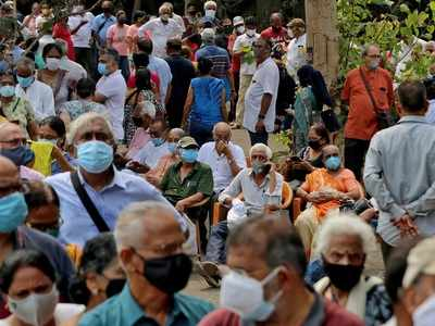 BMC issues revised vaccination guidelines: Walk-in facility for Mumbaikars above 60 years, differently-abled for three days