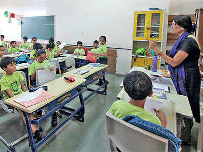 Gujarati compulsory in schools: What about students whose parents have transferable jobs?