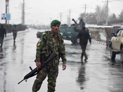 Kabul: Daesh attacks military academy, leaves 11 dead