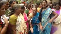 Lok Sabha Election Results 2019: DMK workers celebrate outside party office in Chennai