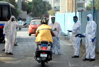 Maharashtra: 55 more cops test positive for COVID-19 in last 24 hours