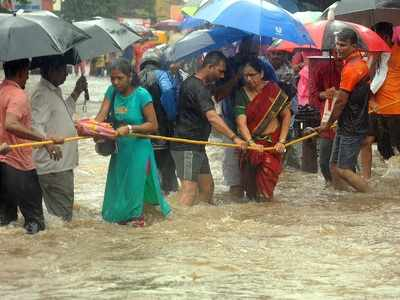 Two BMC workers among five dead as rains wreaked havoc in Mumbai on Wednesday