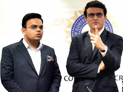 Shah, Ganguly functioning normally: BCCI
